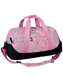 Wildkin Fairy Princess Overnighter Duffel Bag