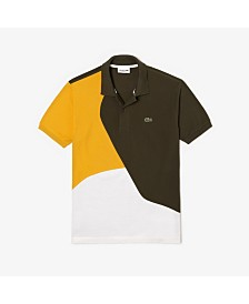 Lacoste Tri-Color Polo Shirt