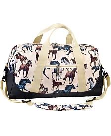 Wildkin Horse Dreams Overnighter Duffel Bag