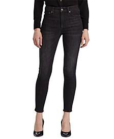 Slimming Regal Skinny Ankle Jeans