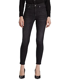 Lauren Ralph Lauren Slimming Regal Skinny Ankle Jeans