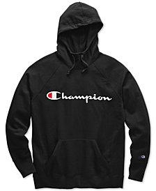 Champion Plus Size Logo Hoodie