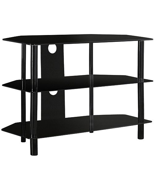 """Monarch Specialties 36"""" L TV Stand"""