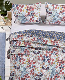 Perry Quilt Set, 3-Piece Full/Queen