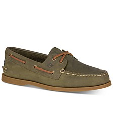 A/O 2-Eye Varsity Loafers
