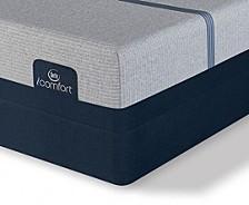 i-Comfort by BLUE Max 1000 12.5'' Cushion Firm Mattress Set- California King