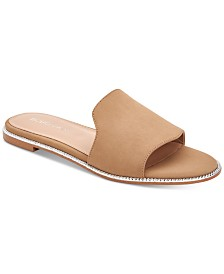 BCBGeneration Zahara Slide Sandals