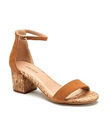 Olivia Miller A Star is Born Chunky Heel Sandals