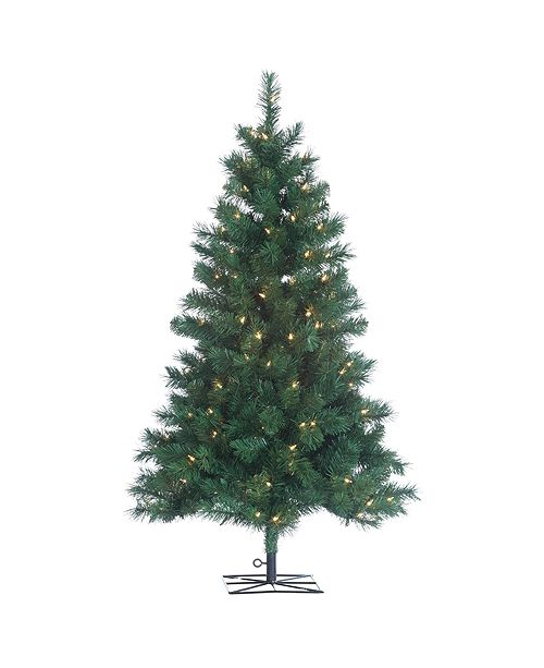Sterling 4Ft. Pre-Lit Colorado Spruce with 150 Clear Lights