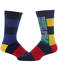 Polo Ralph Lauren Men's Polo Track Rugby Crew Socks