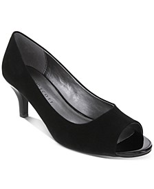 Mory Peep-Toe Pumps, Created for Macy's