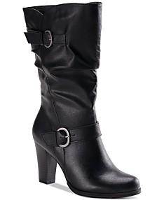 e425498c3e5 Wide Calf Boots - Macy's
