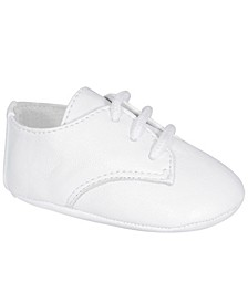 Baby Girl Lambskin Oxford