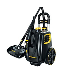 1385 Deluxe Canister Steam Cleaner 4 Bar