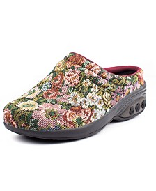 Therafit Shoe Molly Denim Clog