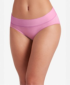 Jockey Natural Beauty Seamless Hi Cut Brief Underwear 2453
