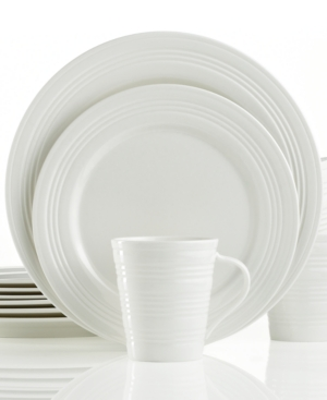 Lenox Dinnerware, Tin Can Alley Four Degree 12 Piece Set, Se