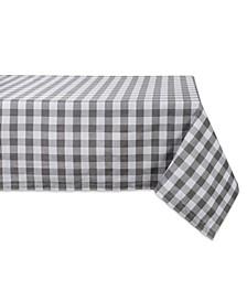 "Checkers Table Cloth 60"" x 84"""