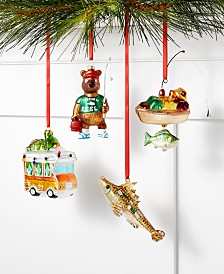 Holiday Lane Lodge Collection, Created for Macy's