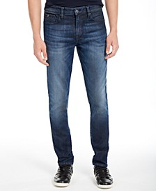 Men's Slim Tapered Jeans