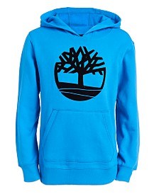 Timberland Big Boys Smith Tree Logo Hoodie
