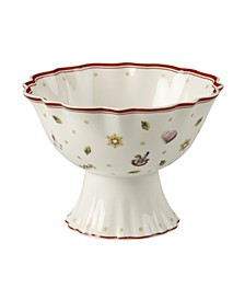 Toys Delight Footed Individual Bowl