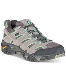 Merrell Women's Moab 2 Waterproof Sneakers