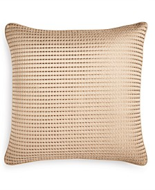 """Deco Embroidery 16"""" x 16"""" Decorative Pillow, Created for Macy's"""