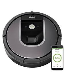 Roomba® 960 Wi-Fi® Connected Robot Vacuum Bundle