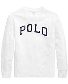 Big Boys Jersey Cotton Shirt