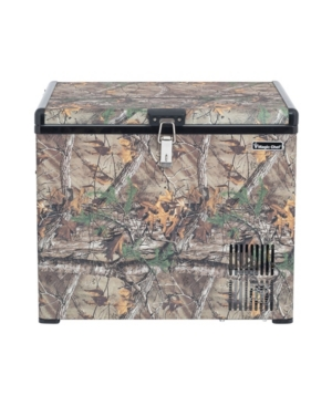 Magic Chef 1.4 Cubic Feet Portable Freezer with Authentic Real Tree Extra Camouflage Pattern