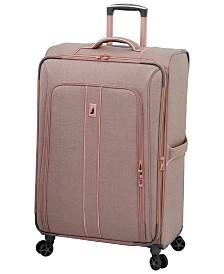 "London Fog Newcastle Softside 28"" Spinner Suitcase"
