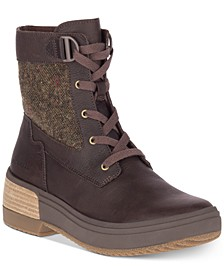 Women's Haven Mid Lace-Up Waterproof Boots