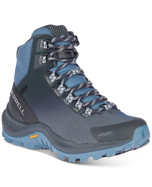 Merrell Women's Thermo Cross Shell Waterproof Winter Boots