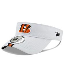 New Era Cincinnati Bengals Training Visor