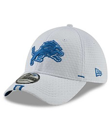 New Era Little Boys Detroit Lions 2019 Training 39THIRTY Stretch Fitted Cap