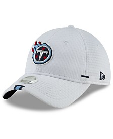 New Era Women's Tennessee Titans 2019 Training 9TWENTY Strapback Cap