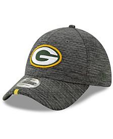 New Era Green Bay Packers Training Graph 39THIRTY Cap