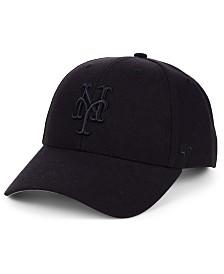 '47 Brand New York Mets Black Series MVP Cap