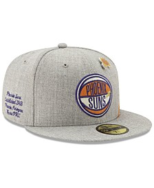 New Era Phoenix Suns 2019 On-Court Collection 59FIFTY Fitted Cap