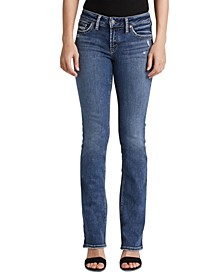 Suki Slim-Fit Bootcut Jeans
