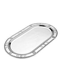 Wilton Armetale Large Oval Tray
