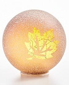 Harvest Large Leaf LED Globe