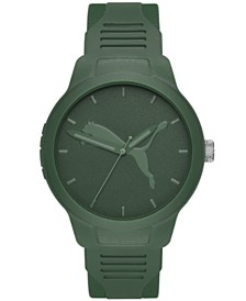 Puma Men's Reset Polyurethane Strap Watch 44mm