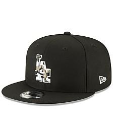 New Era Los Angeles Dodgers Camo Trim 9FIFTY Cap