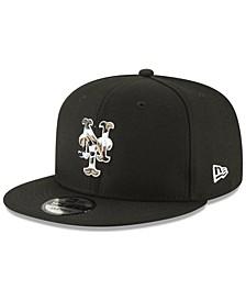 New York Mets Camo Trim 9FIFTY Cap