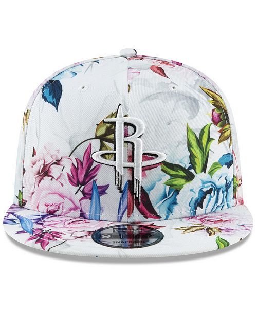Macys Furniture Outlet Houston: New Era Houston Rockets Funky Floral 9FIFTY Cap & Reviews