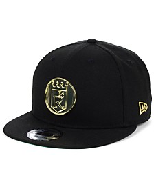 New Era Kansas City Royals Coop O'Gold 9FIFTY Cap