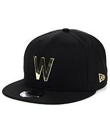 Washington Nationals Coop O'Gold 9FIFTY Cap