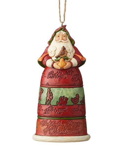 Enesco Jim Shore 12 Days Of Christmas Ornament Reviews Holiday Shop Home Macy S